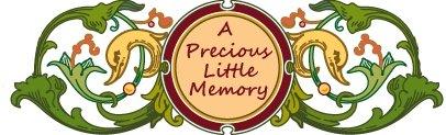 A Precious Little Memory Shoppe