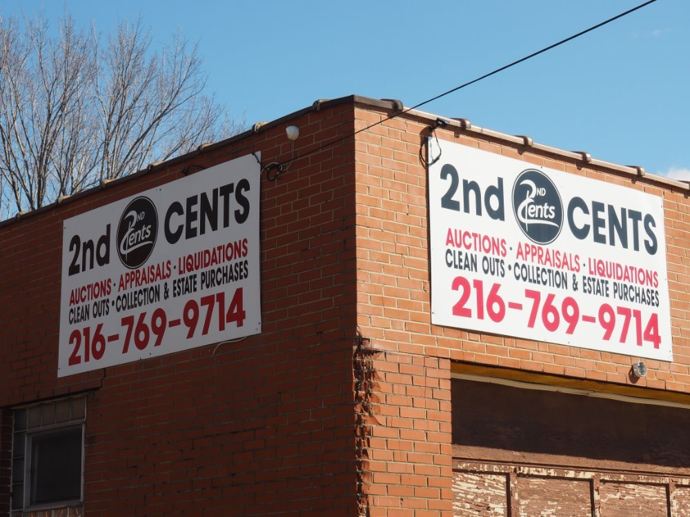 2nd Cents Cleveland Auction House