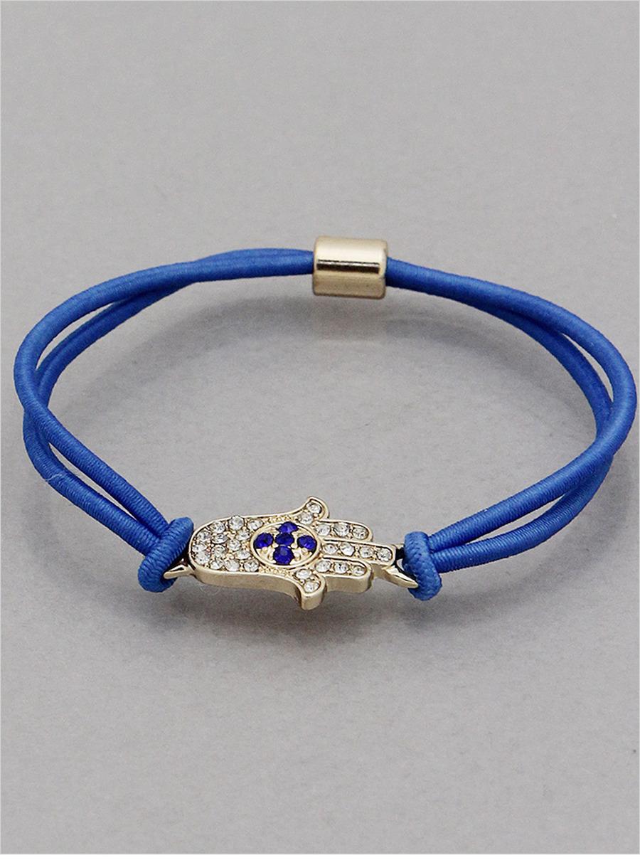 hamsa stackable stretch cord bracelet ebay